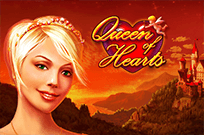 Queen of Hearts в казино Супер Слотс